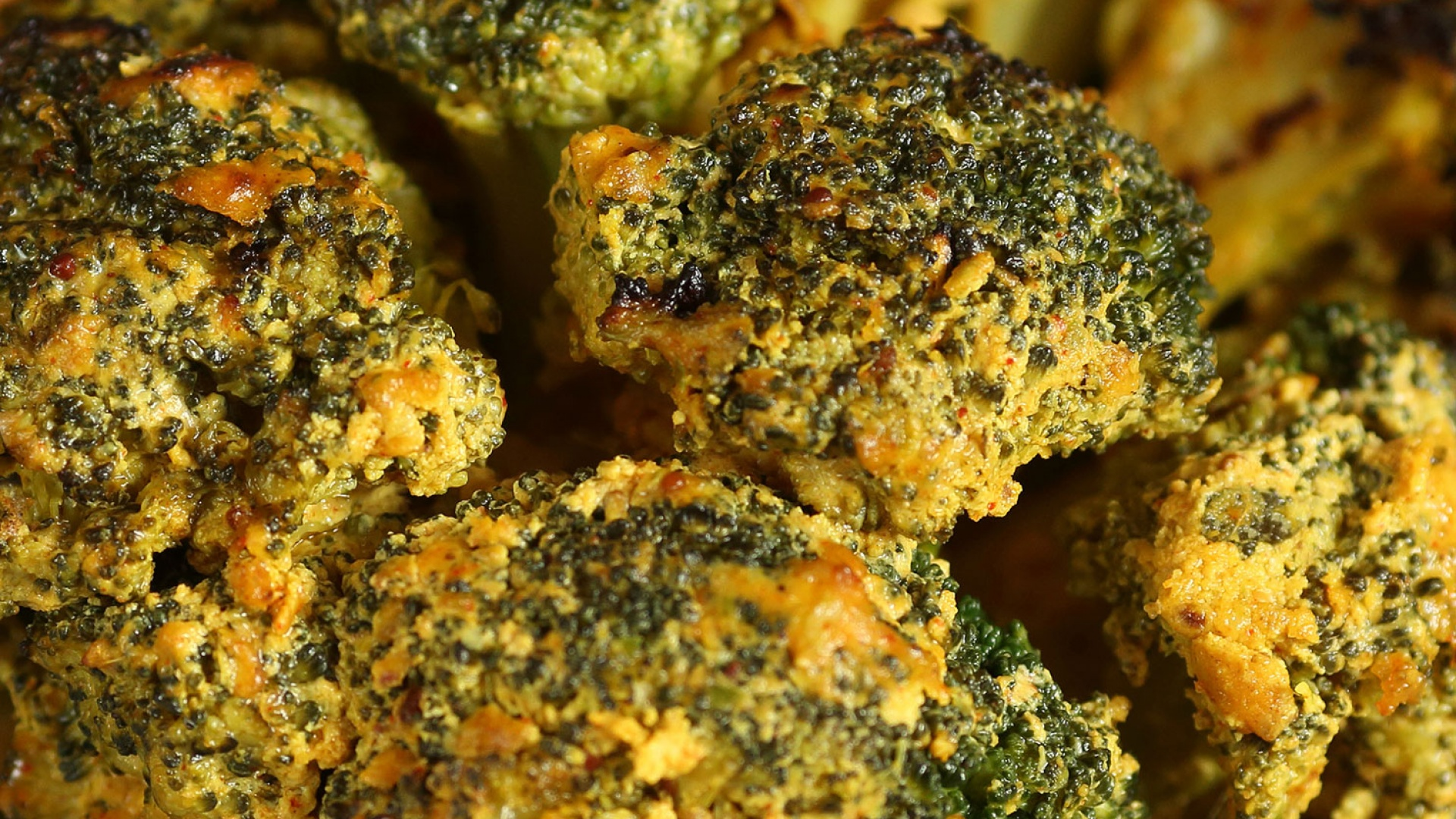 Gunpowder broccoli