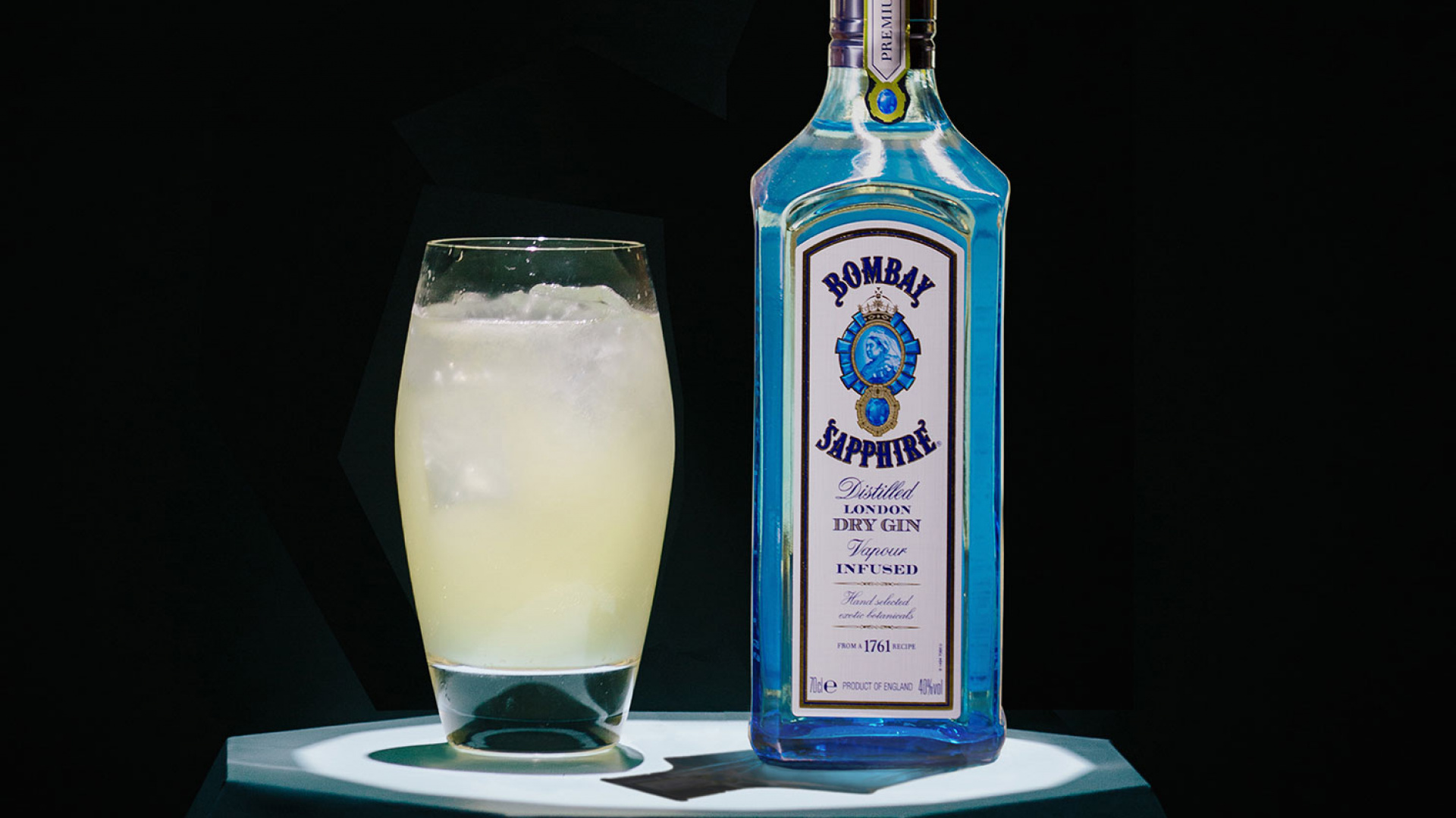 Make Marcis Dzelzainis Nettle Beer Collins With Bombay