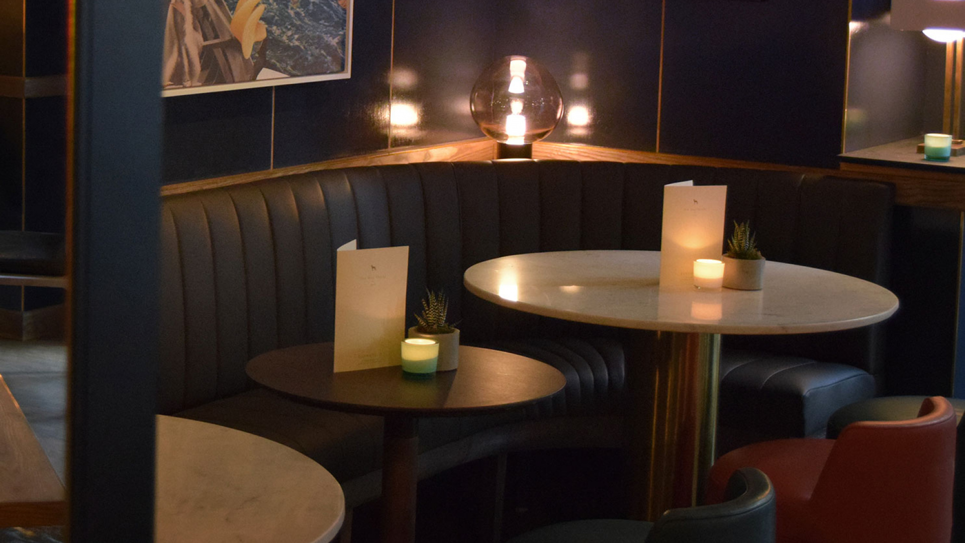 Our favourite basement bars