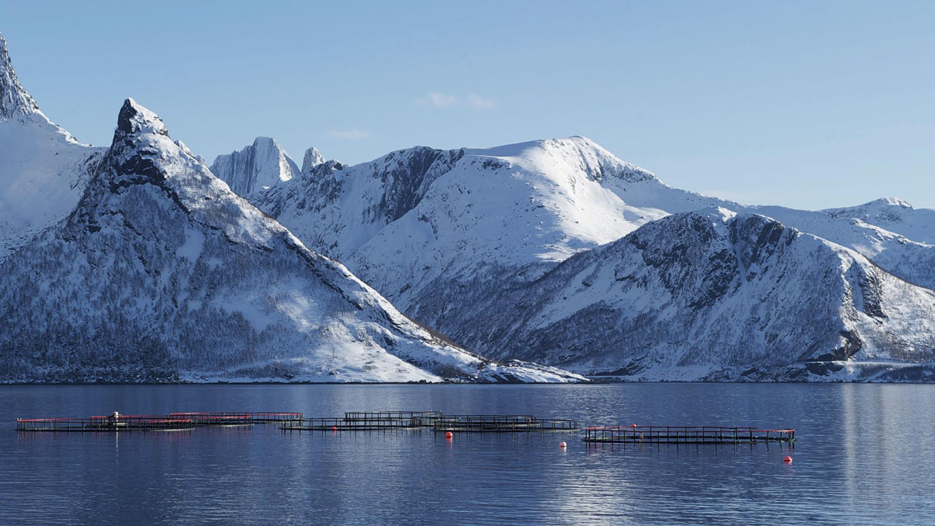 Norway's incredible panoramas