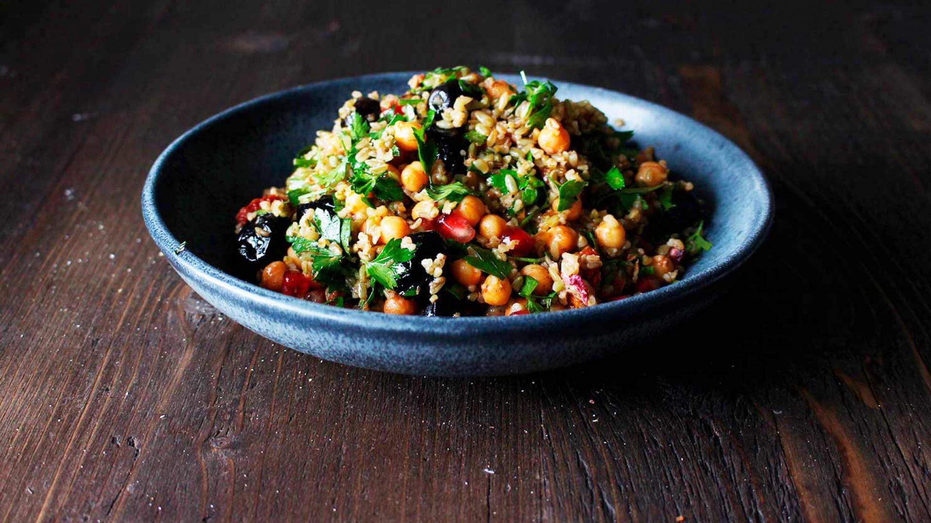 The Hampstead Kitchen's freekeh recipe