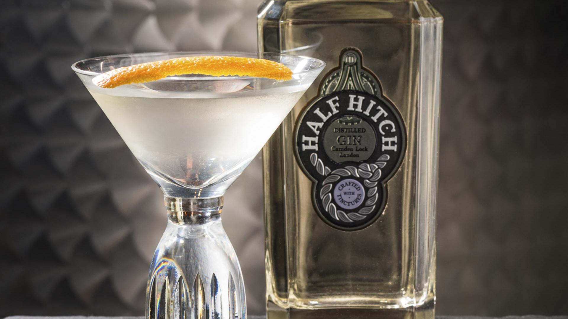 Half Hitch's Bronx cocktail