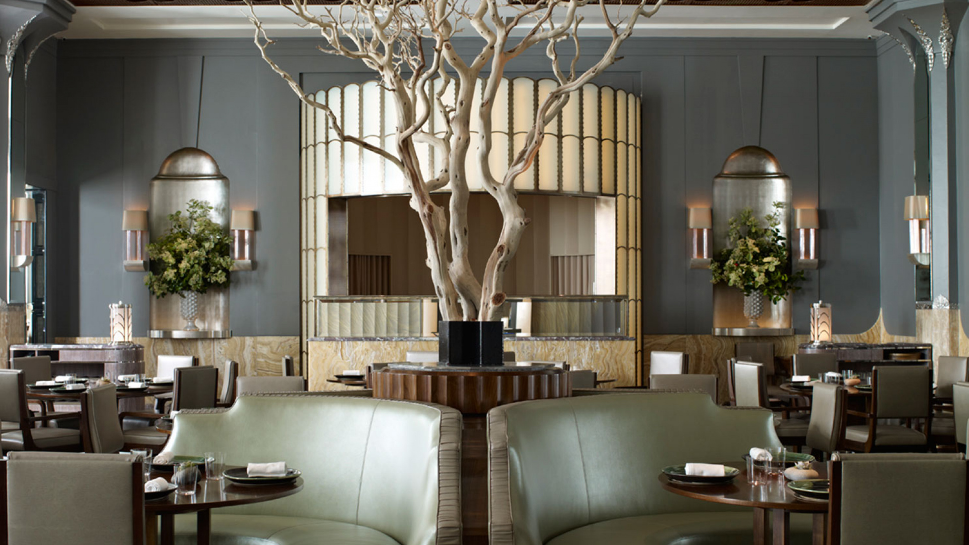 London's best development menus: Aulis at Fera at Claridges