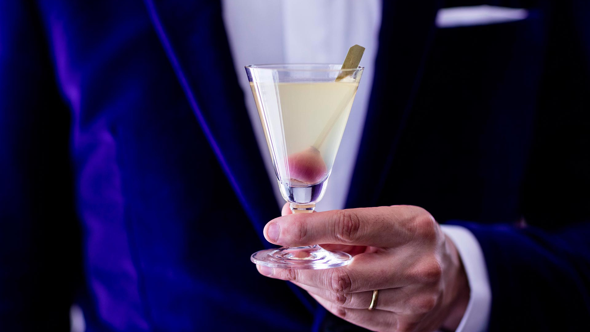 The cocktail is exclusive to Sartoria