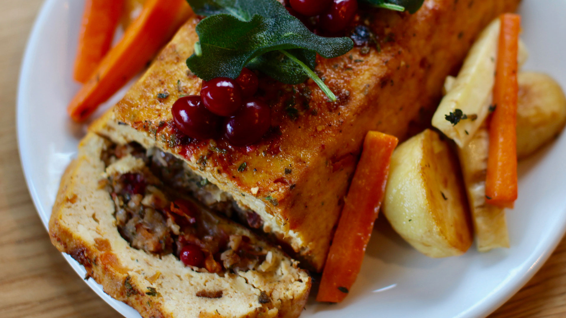 Mildred's tofu terrine