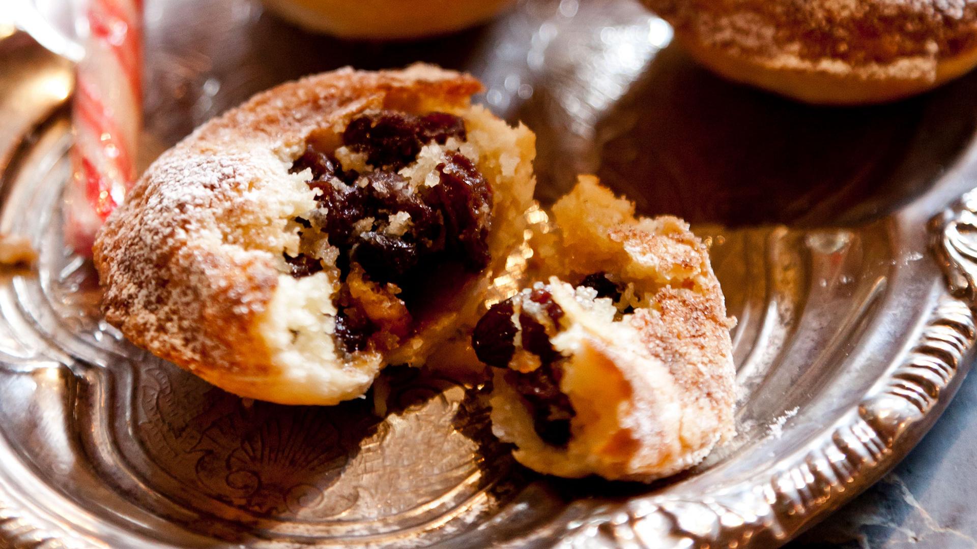 Chantelle Nicholson's frangipane mince pies