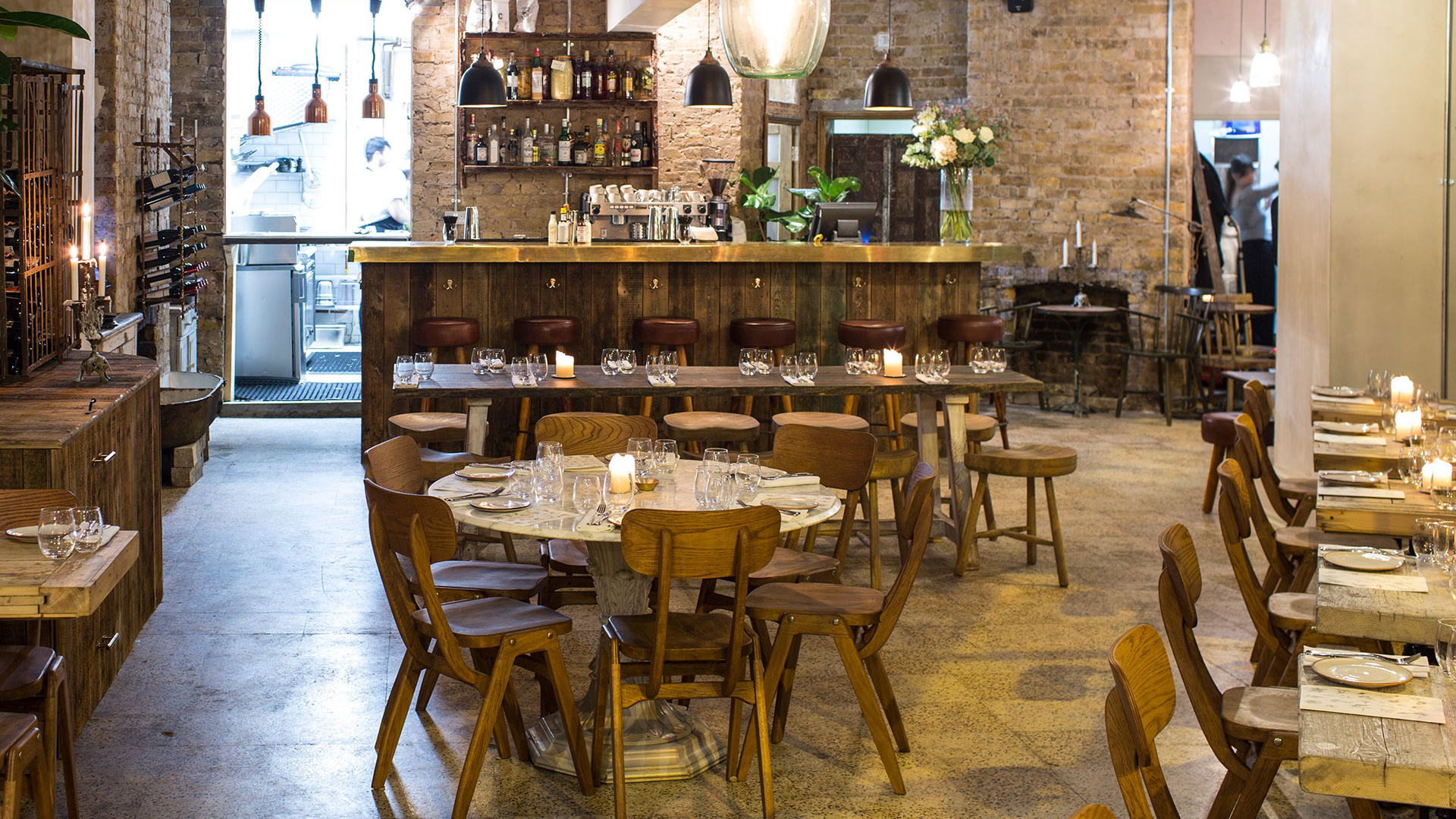 Restaurant review perilla green lanes foodism the dining room at perilla in green lanes sxxofo