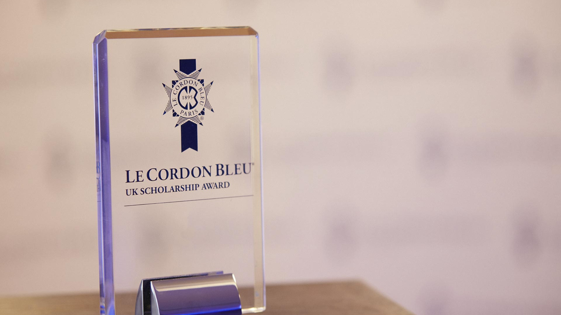 Le Cordon Bleu's UK Scholarship Award