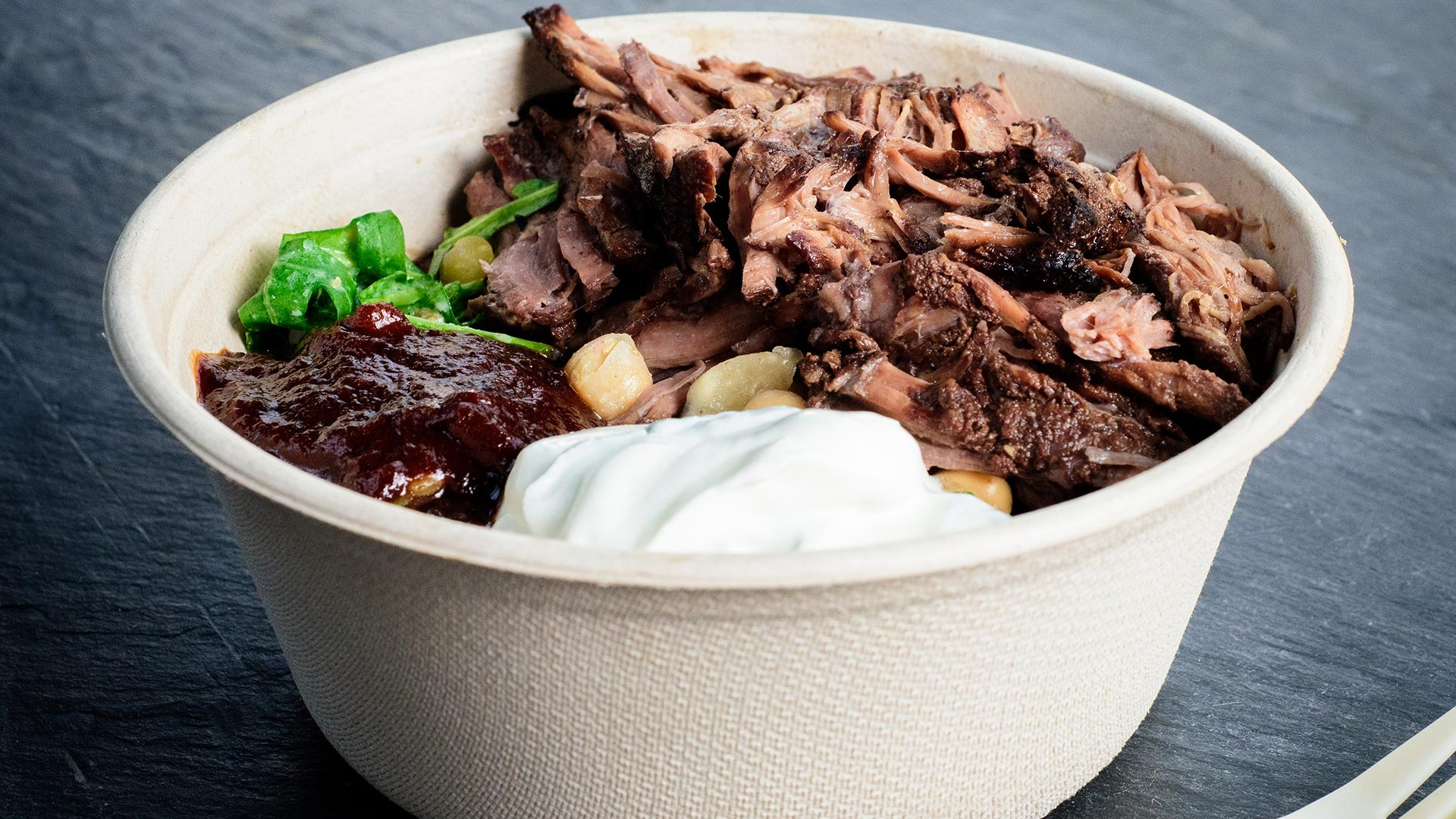 Gourmet Goat's slow-roast veal