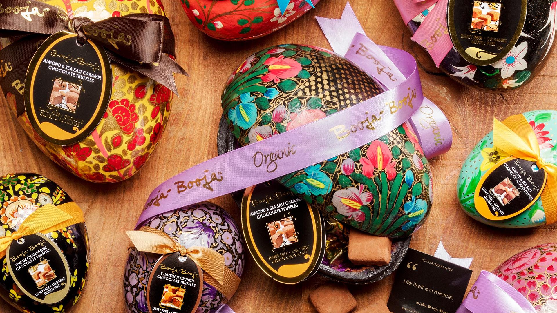 Prestat's luxury Easter egg range