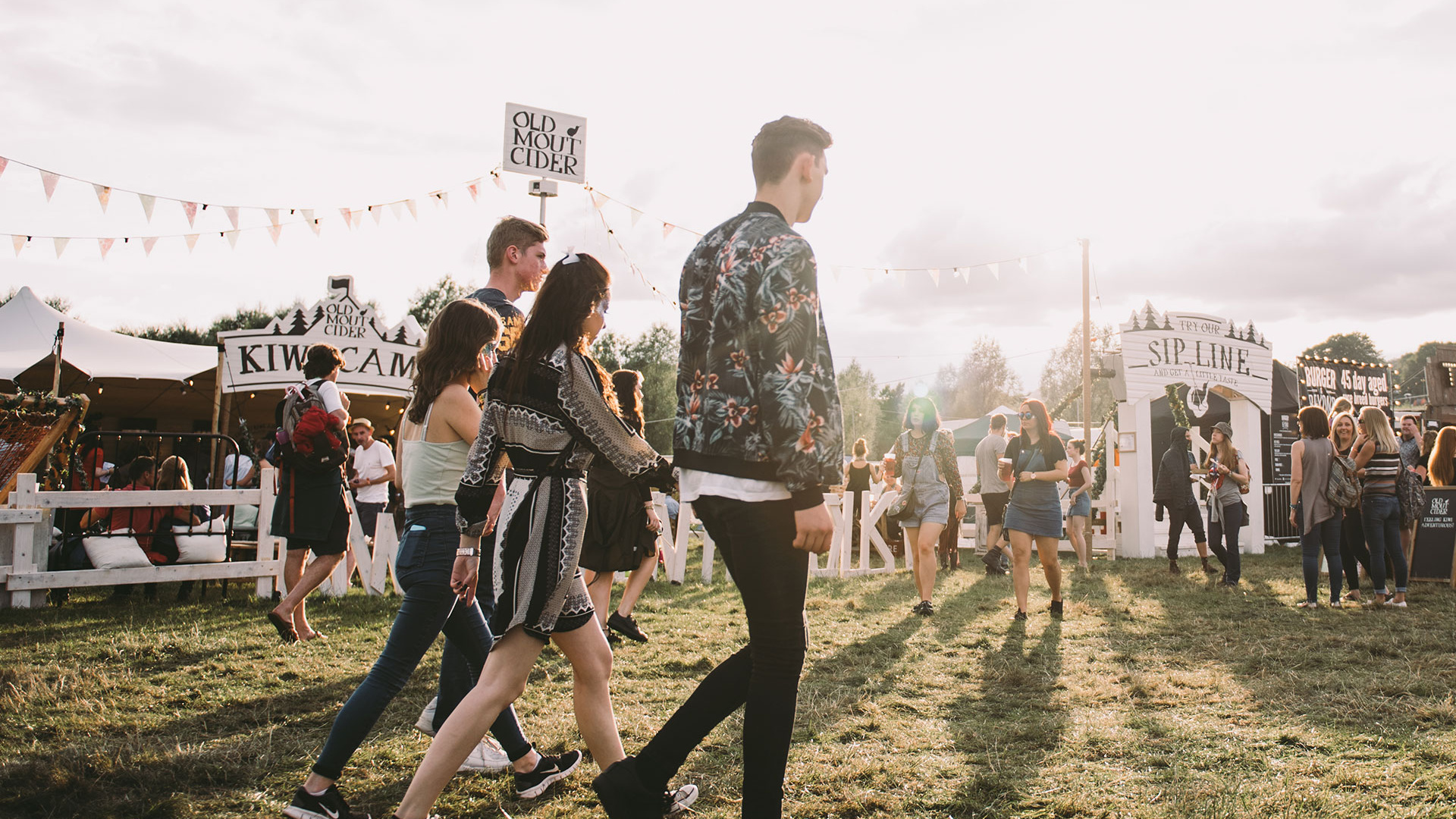 Win two weekend tickets to Standon Calling