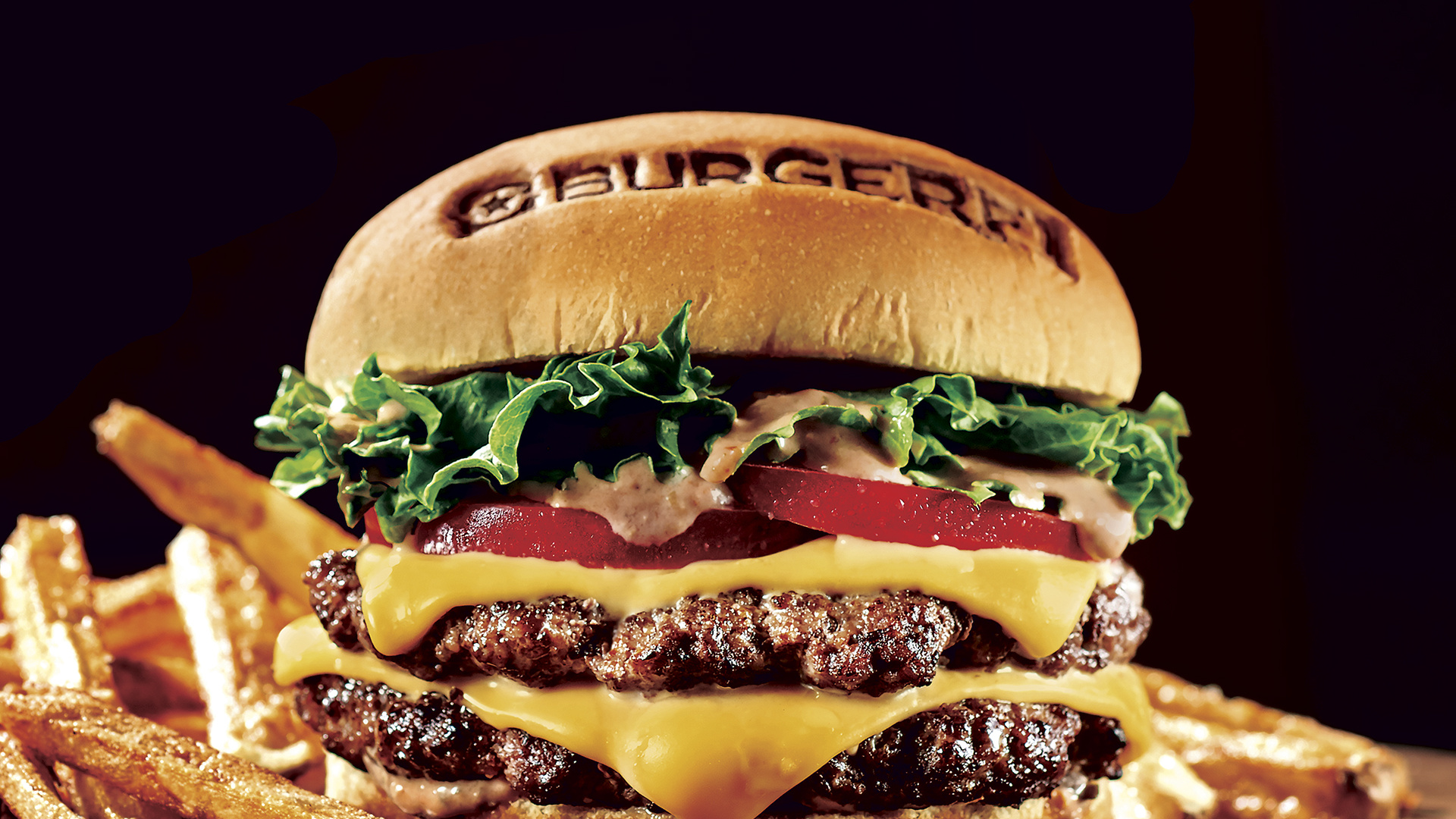 Get a free side at BurgerFi