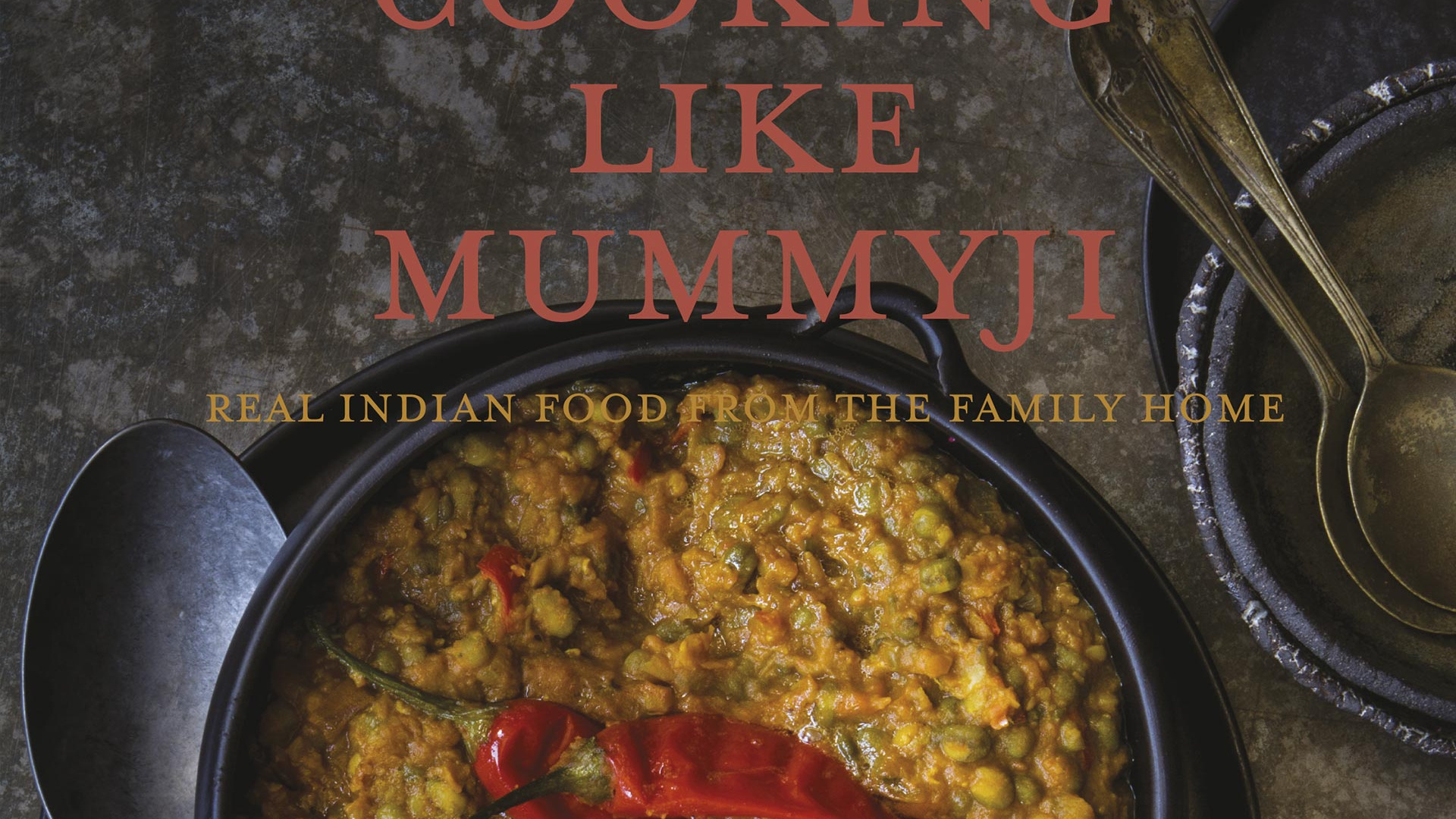 Vicky Bhogal author of Cooking Like Mummyji, a cult recipe book