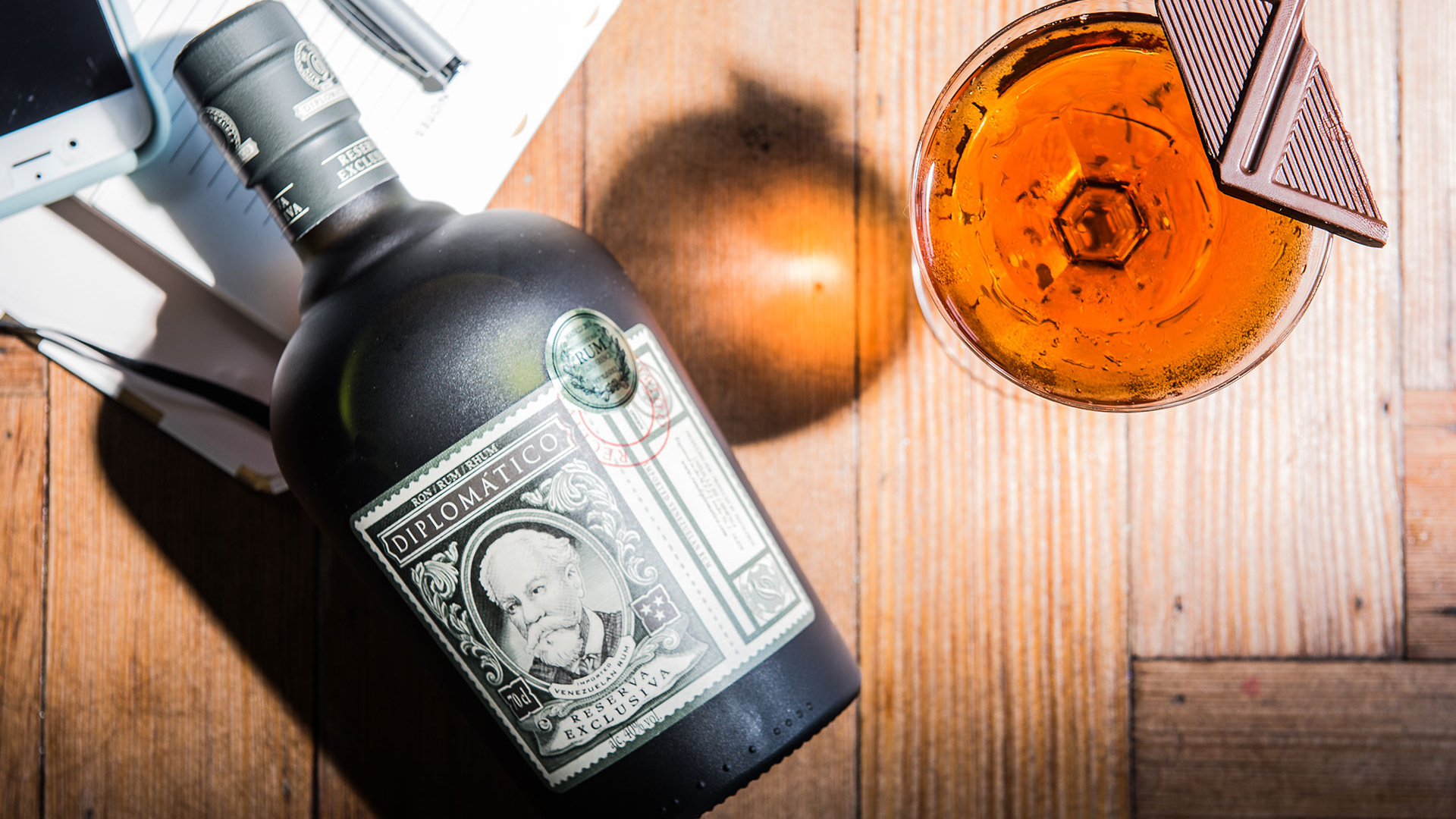 A bespoke cocktail created by Diplomatico for one of last year's Diplomats