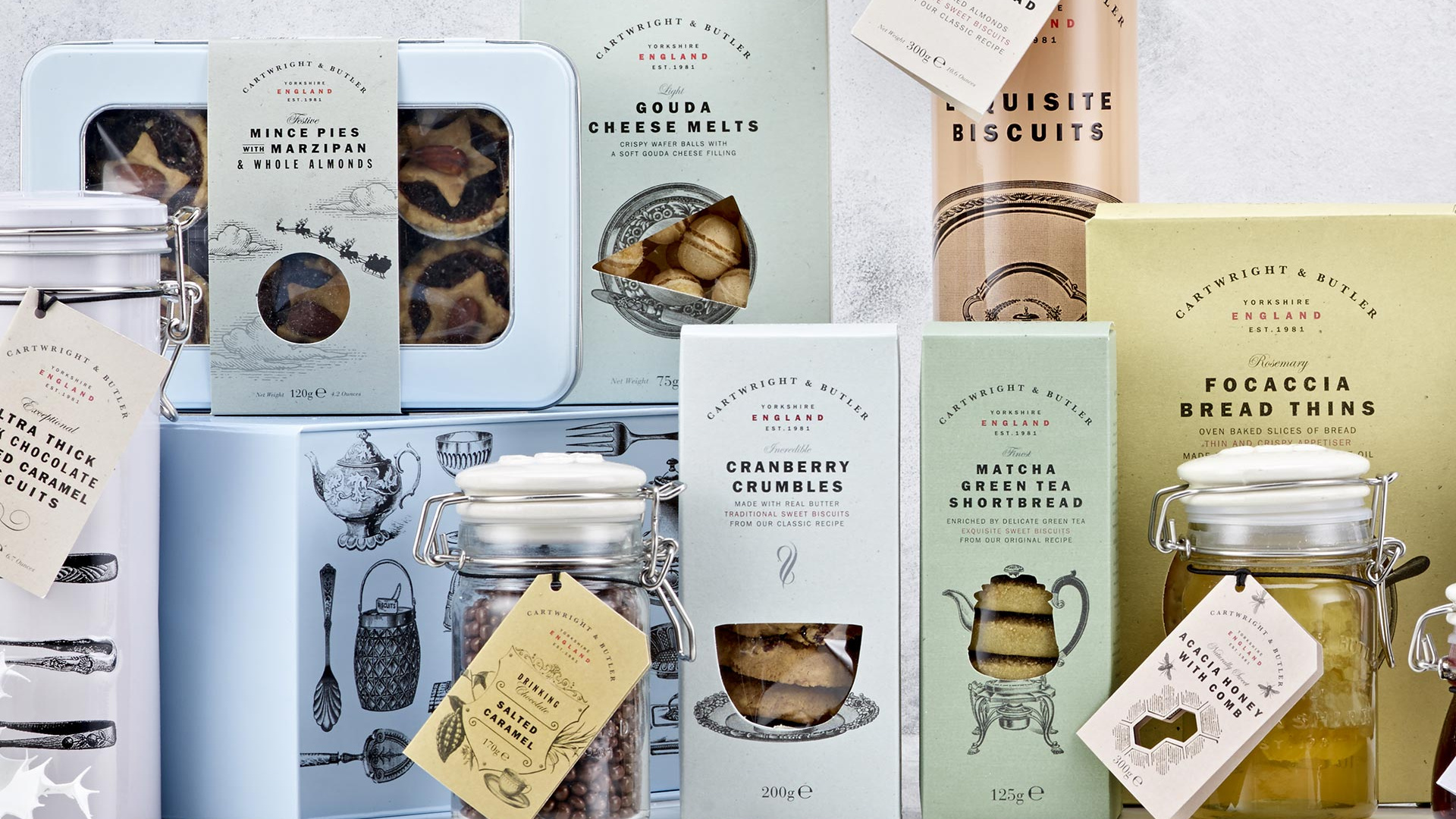 Win a Cartwright & Butler bespoke hamper, worth £200