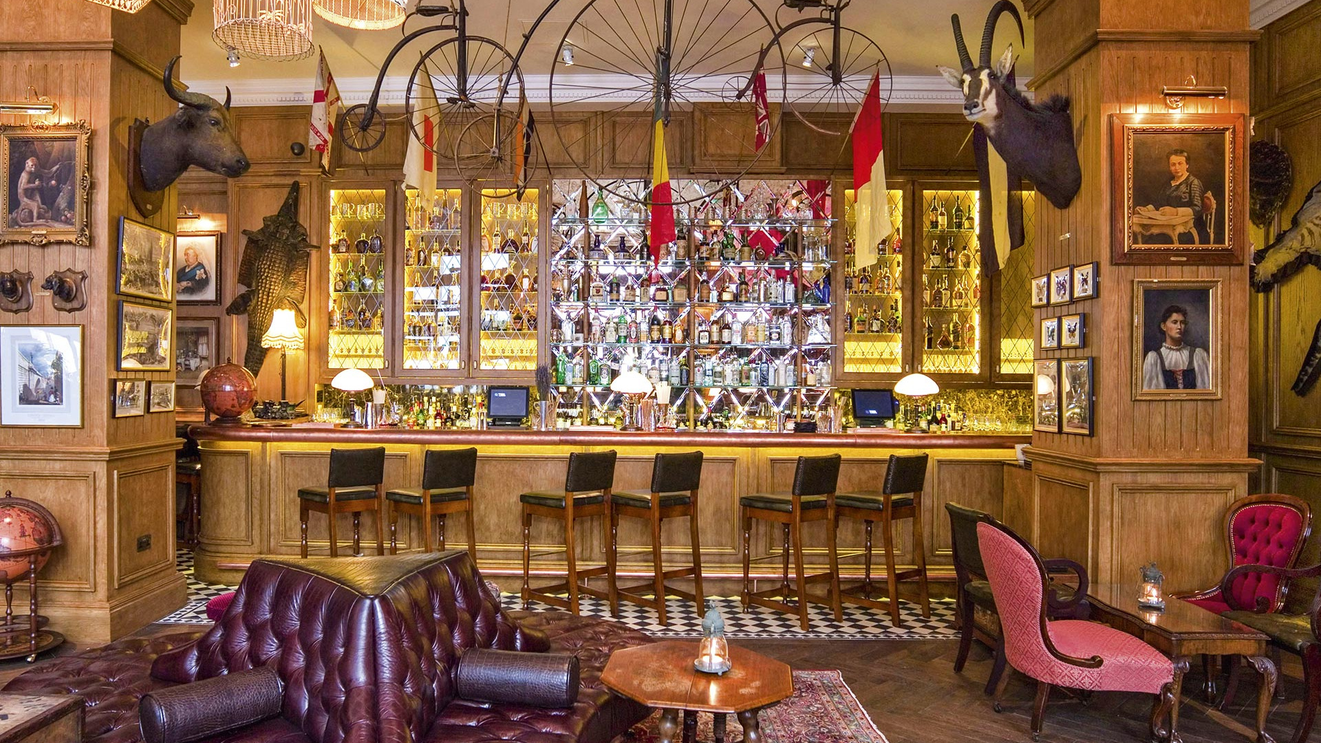 Best Christmas cocktails in the capital