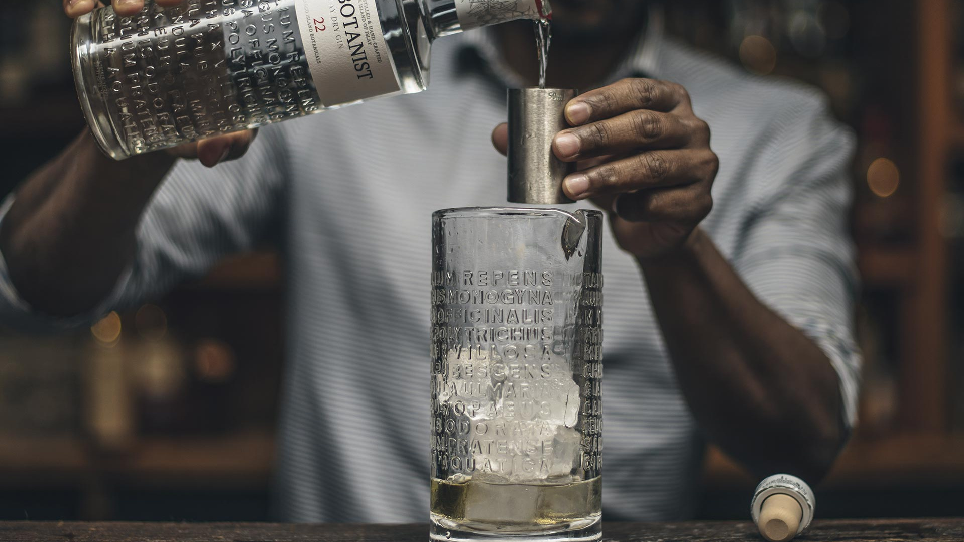 Get a taste of the Hebrides with The Botanist Gin