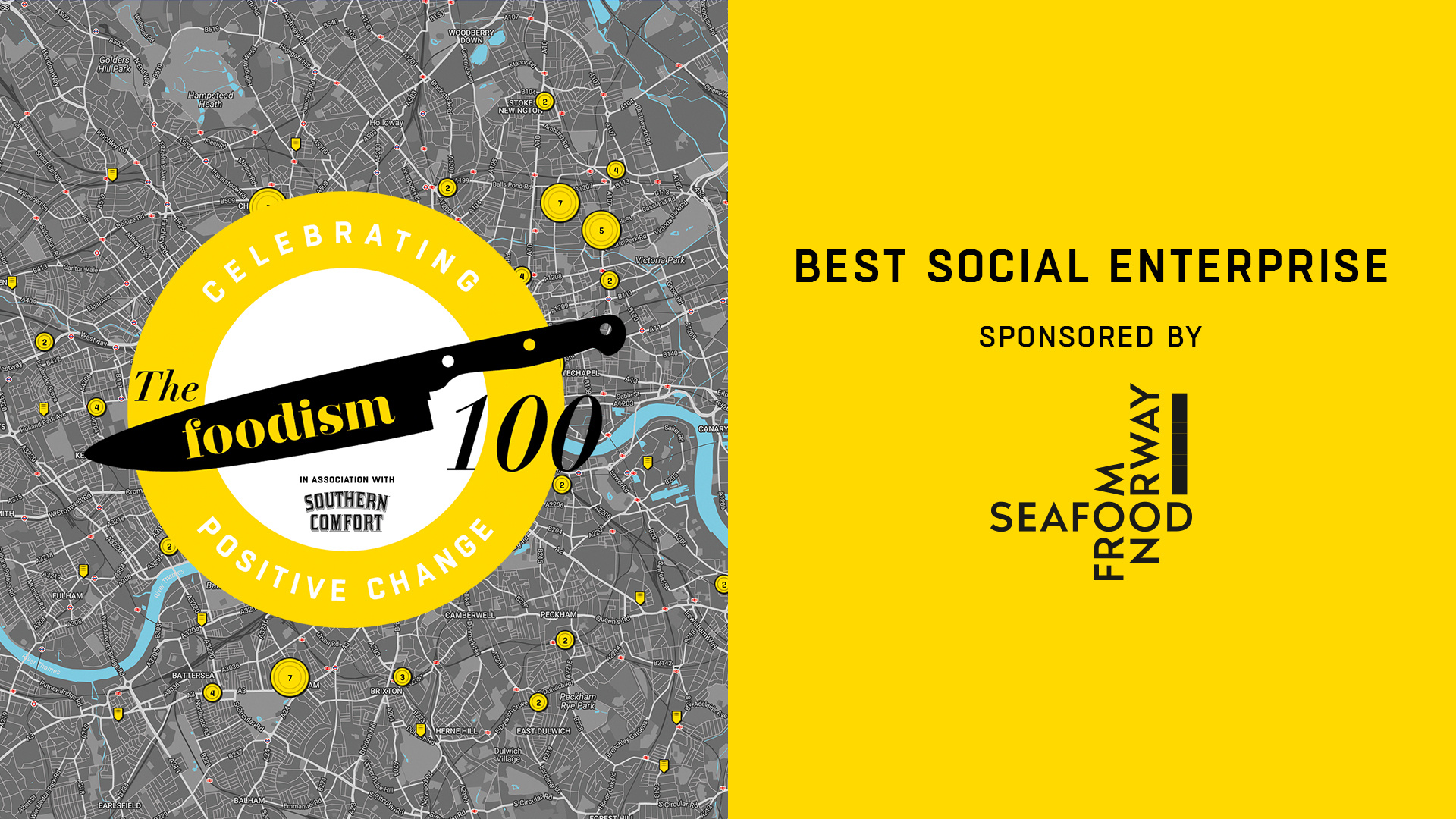 The Foodism 100: Best Social Enterprise 2018 | Foodism