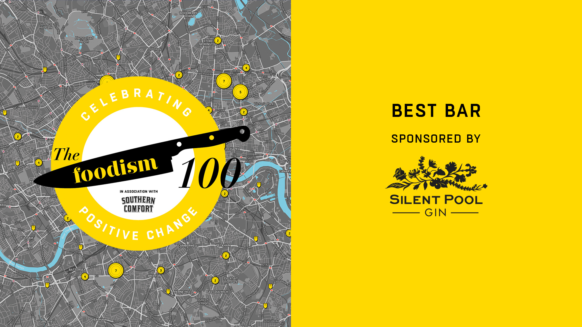 Foodism 100: Best Bar – the shortlist