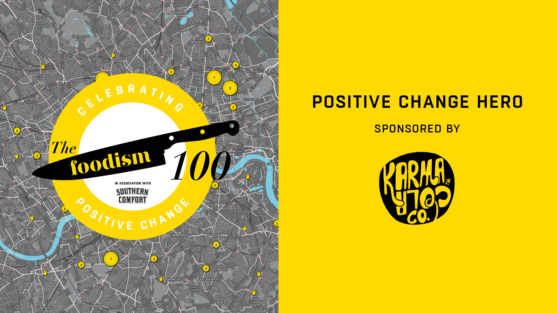 Foodism 100: Positive Change Hero – the shortlist