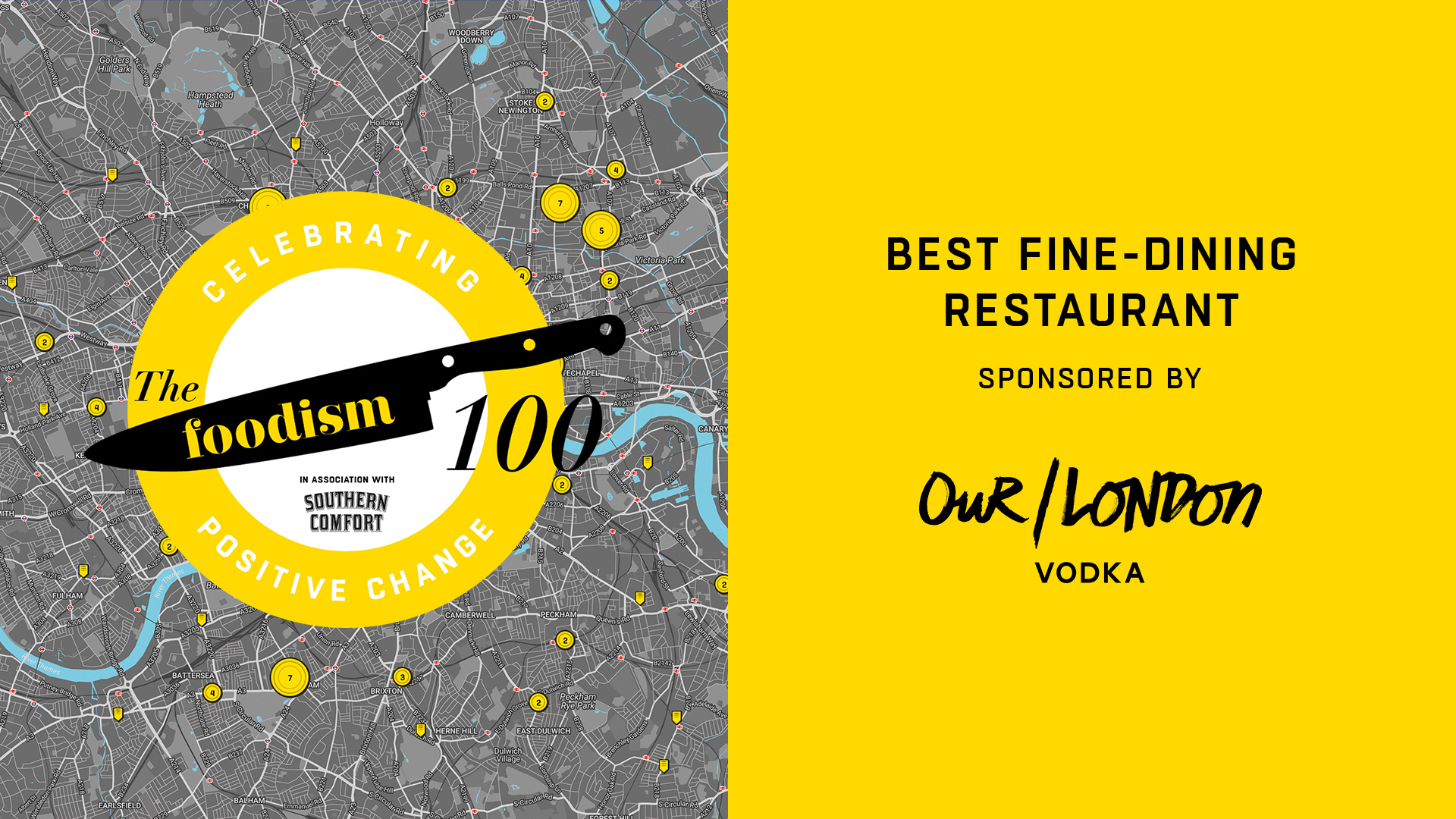 Foodism 100: Best Fine-Dining Restaurant – the shortlist