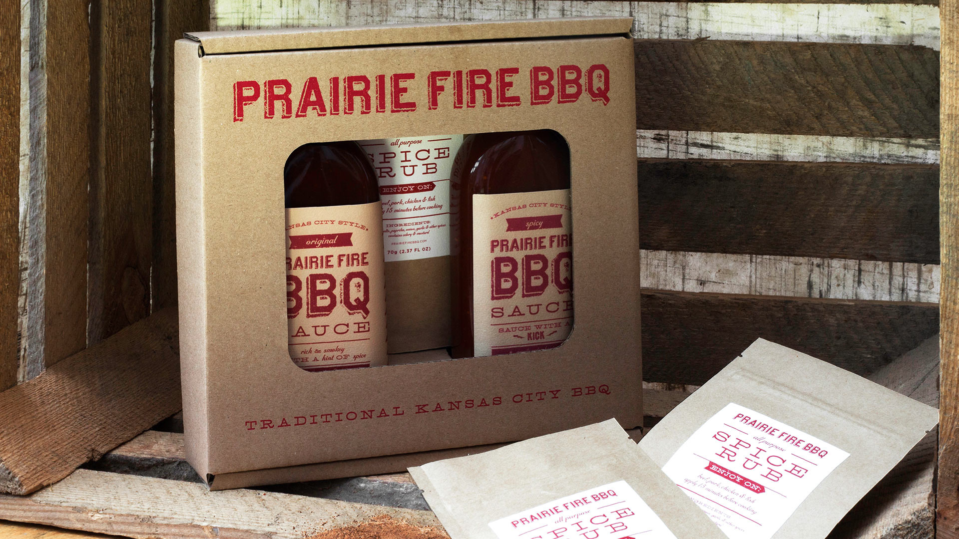 London Larder: Prairie Fire BBQ's barbecue sauces