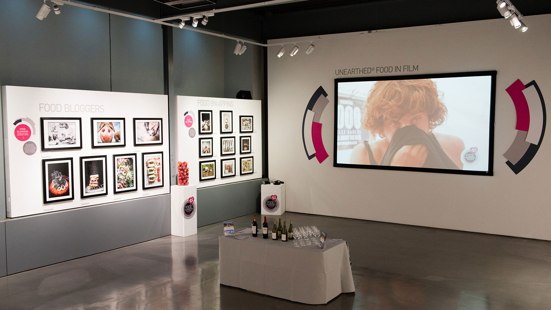 Pink Lady® Food Photographer of the Year exhibition