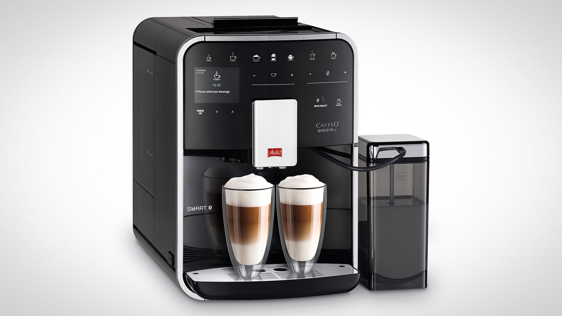 melitta barista ts smart product review foodism. Black Bedroom Furniture Sets. Home Design Ideas