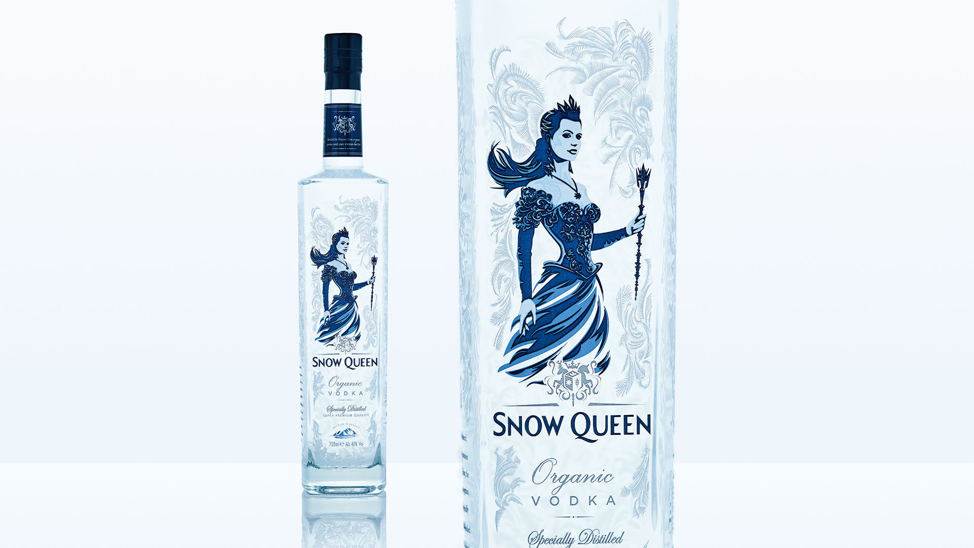 Win a luxury vodka hamper from Snow Queen