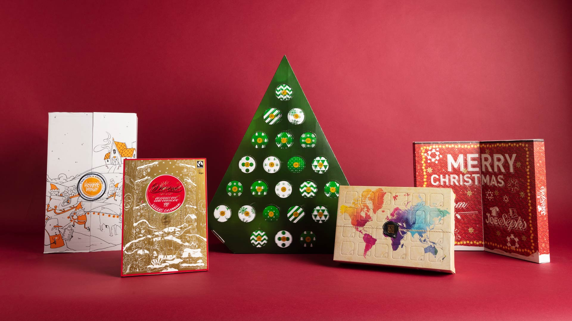 Best luxury Advent calendars