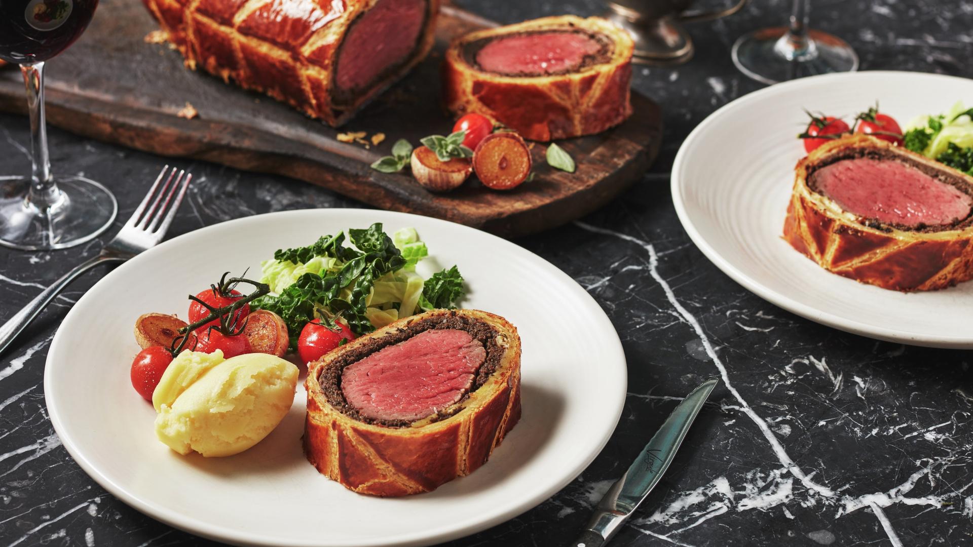 Heddon Street Kitchen Beef Wellington Experience