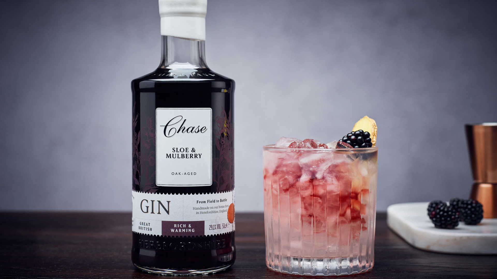 Chase Distillery's great British bramble