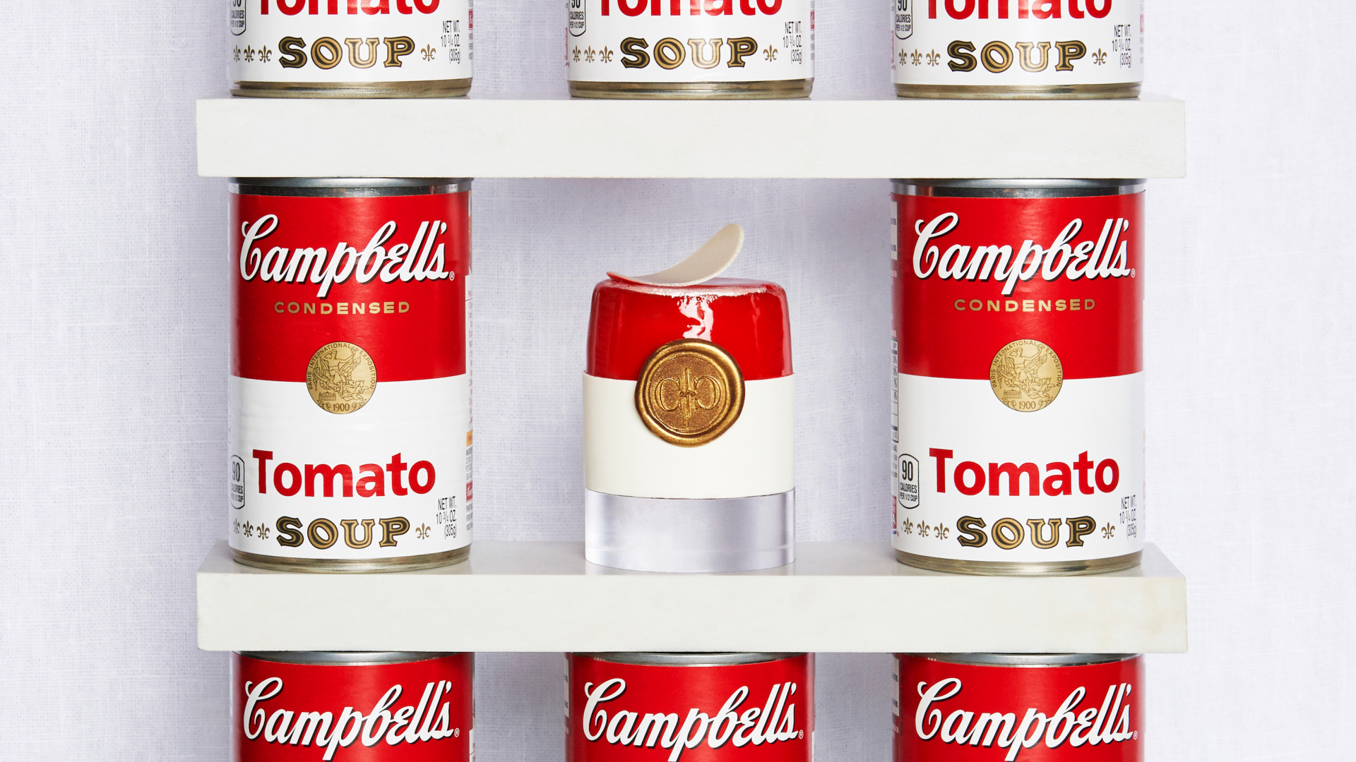 A Campbell Soup inspired brunch at Rosewood London