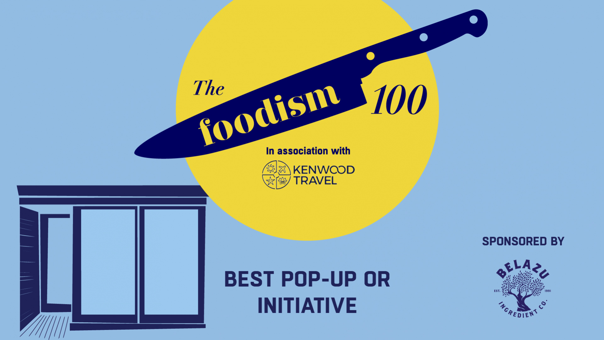 The Foodism 100: Best Pop-Up or Initiative 2019