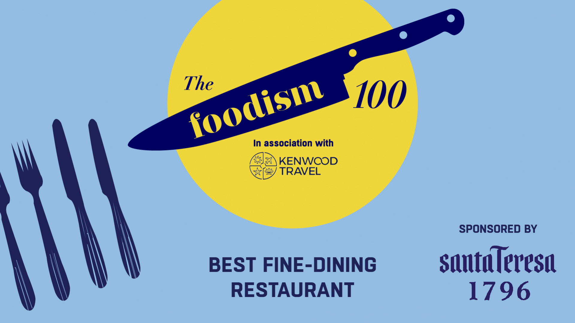 The Foodism 100: Best Fine-Dining Restaurant 2019