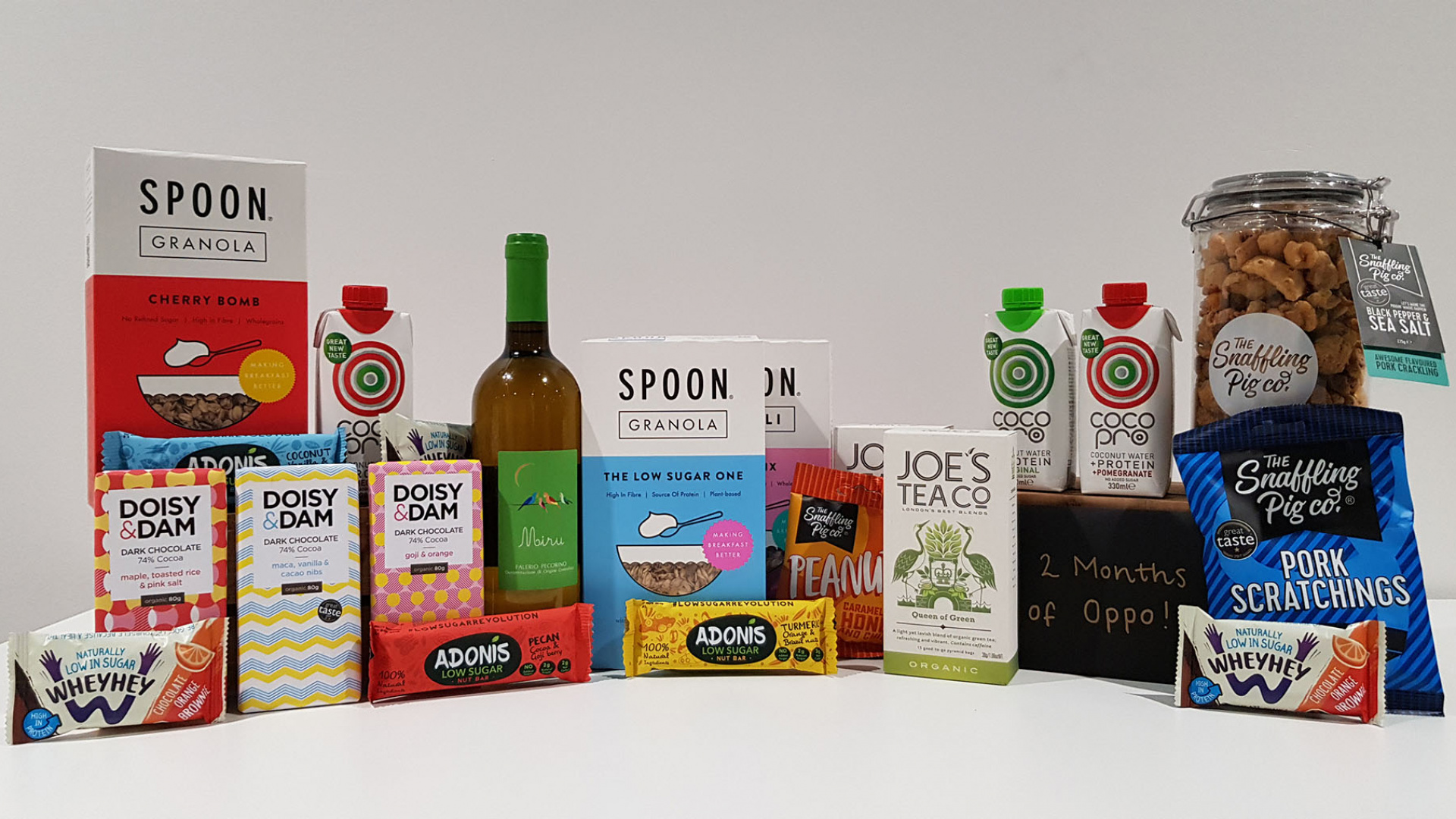 Win A Mega Food Hamper From The Food Exchange By New
