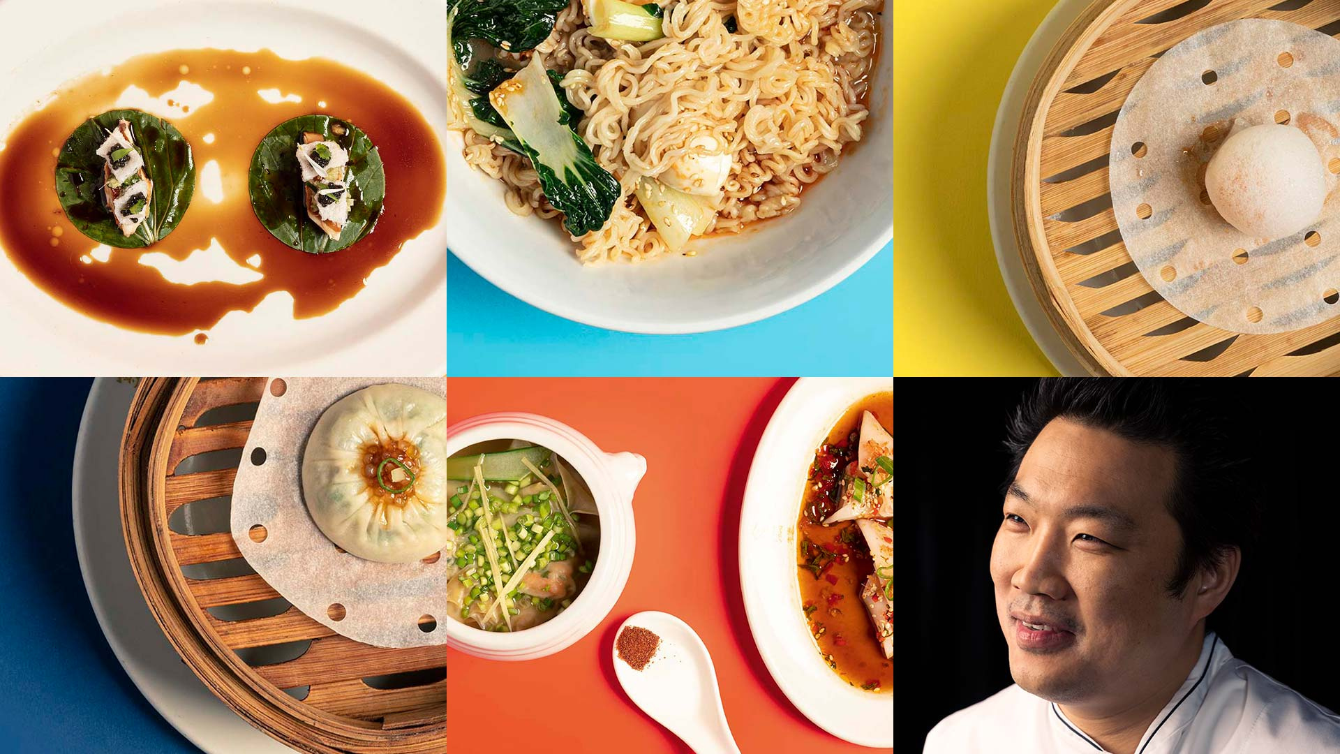 Andrew Wong: my career in five dishes