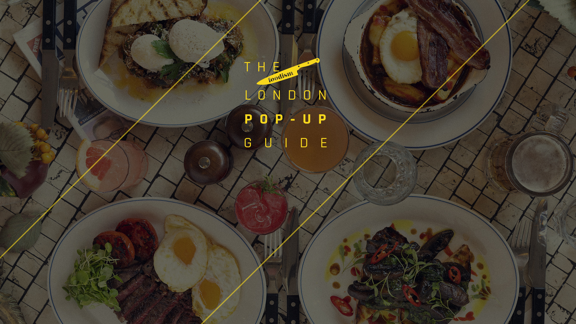 The London Pop-up Guide