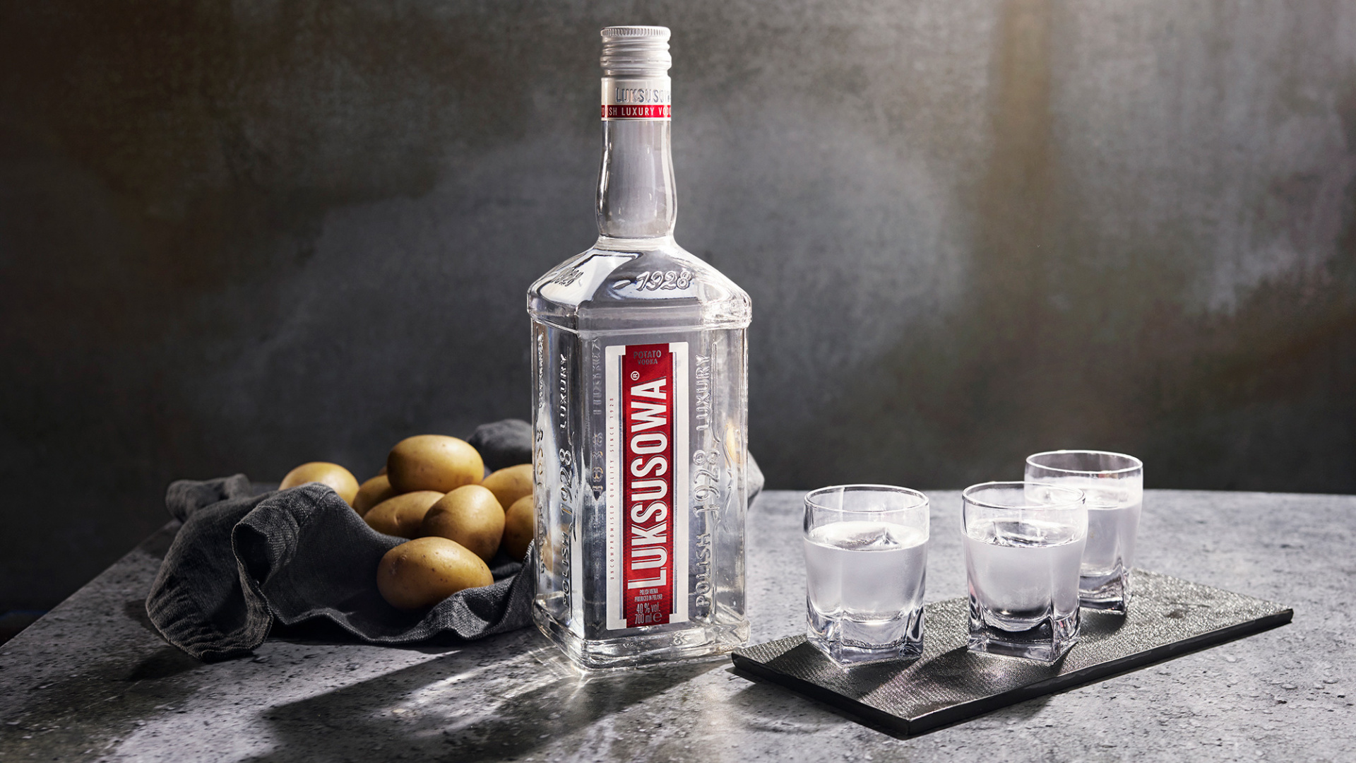 Luksusowa Vodka