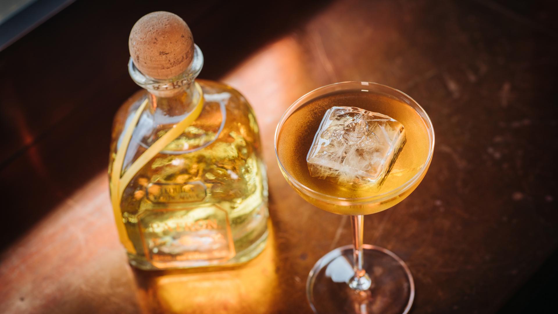 Make Patrón's Salt of the Earth cocktail