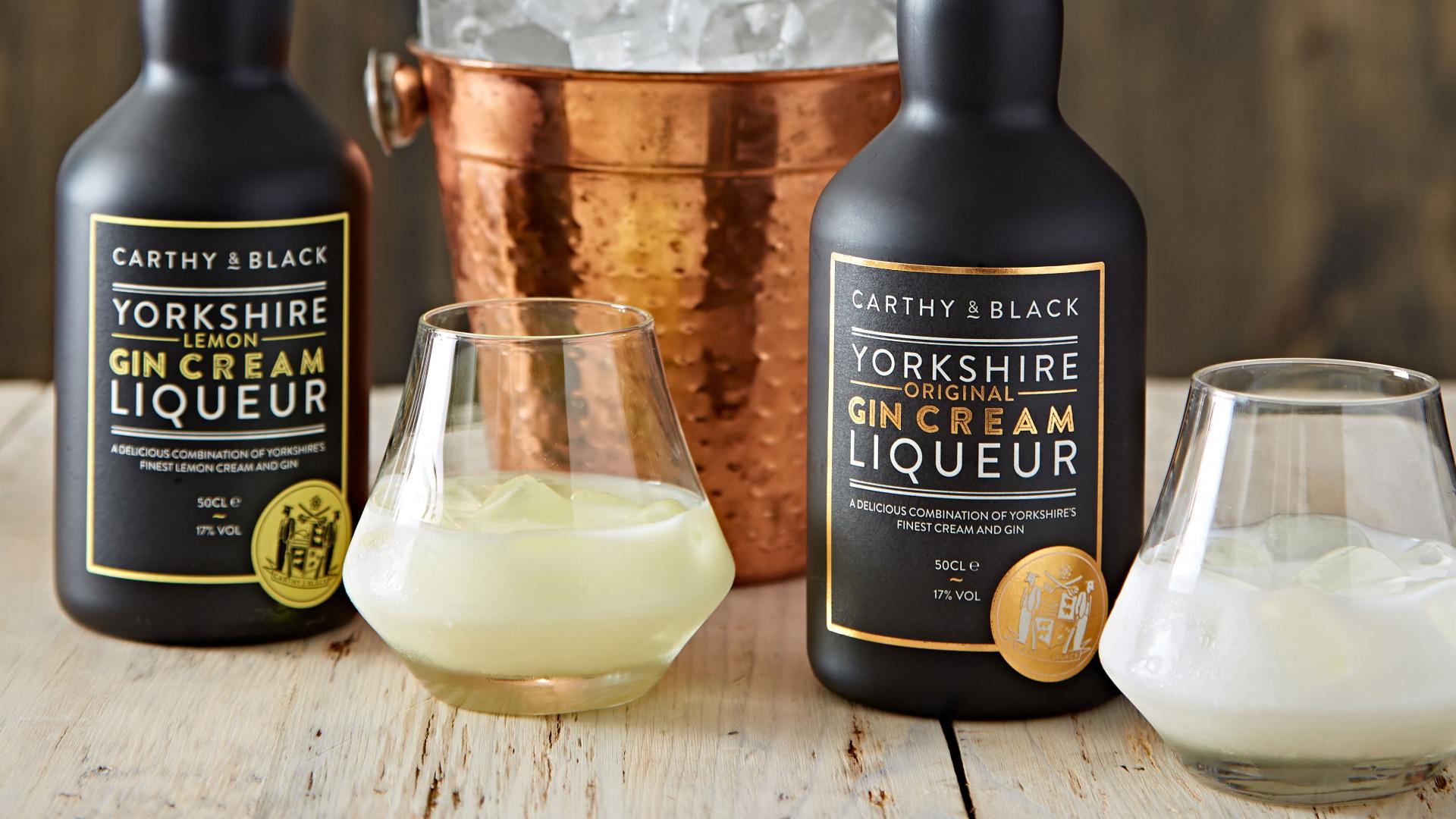 Win a Cathy & Black's Gin Cream picnic hamper worth over £50