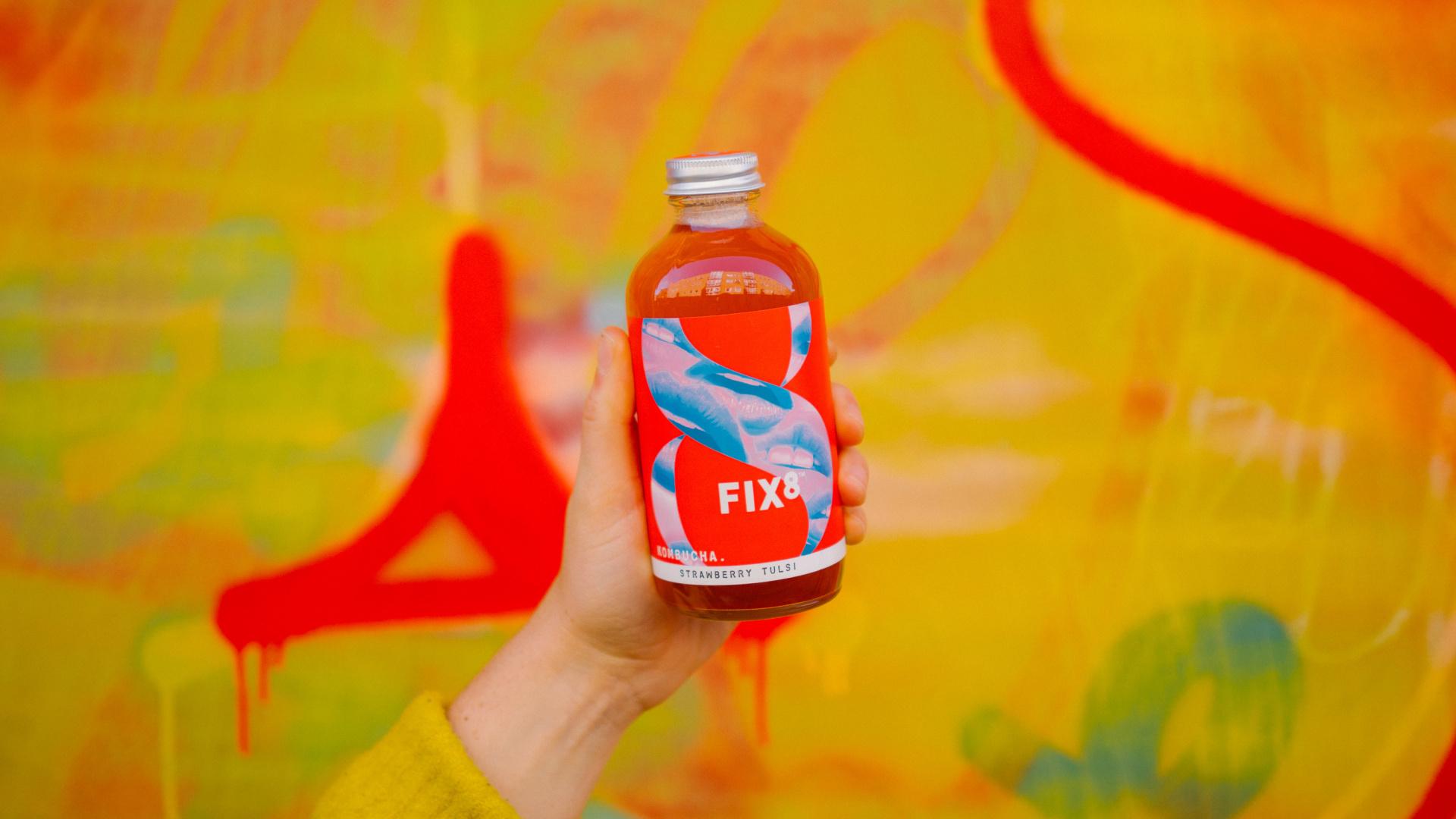 Fix8 Kombucha