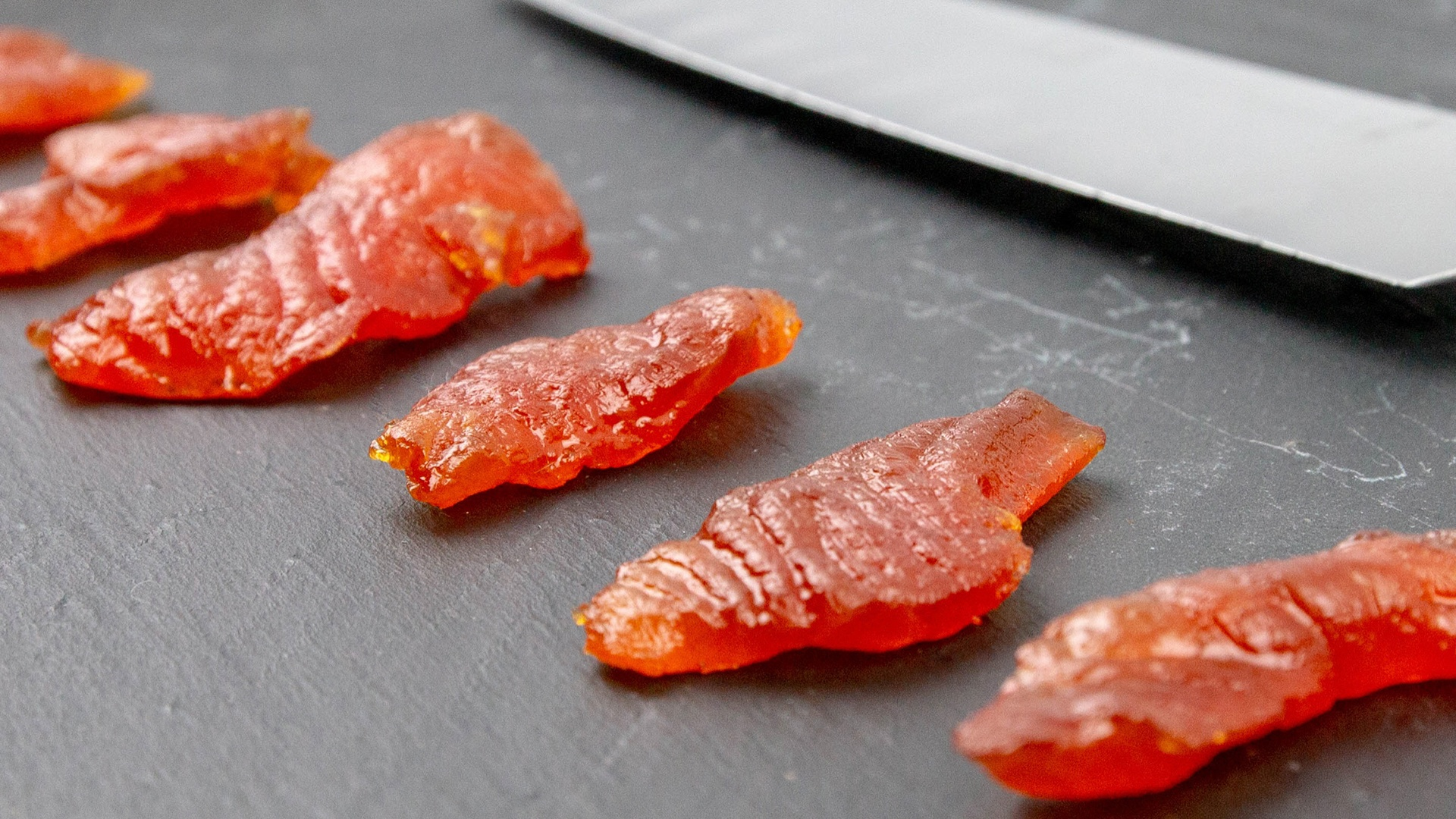 The Can-D Food Co.'s candied smoked salmon