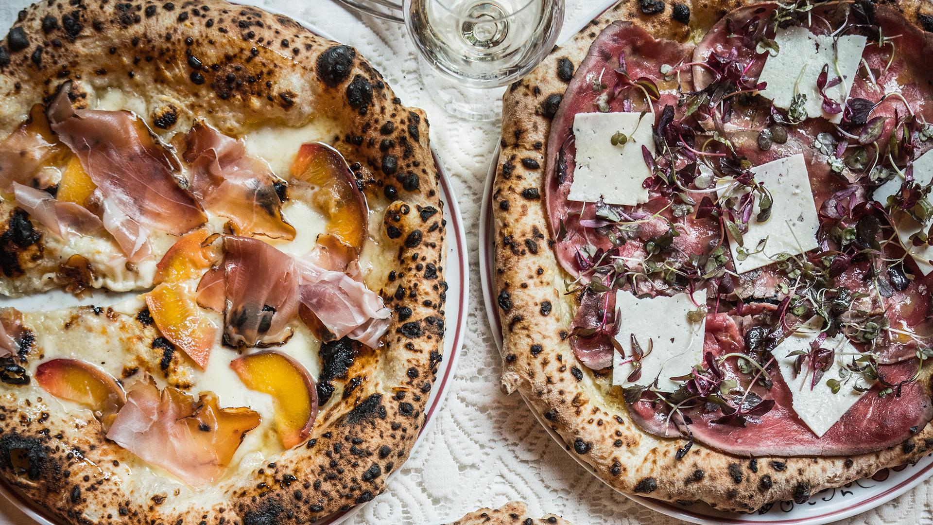 London pizza favourites - Circolo Popolare