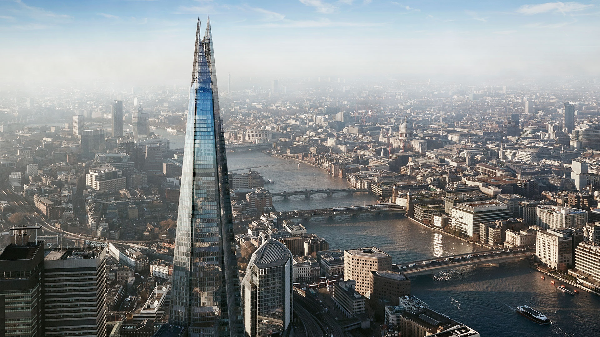 Things to do at the Shard: Bath with a view