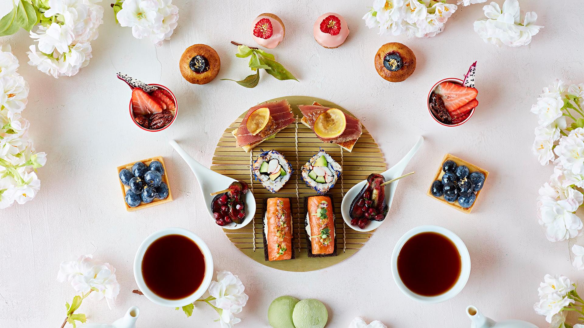 Hana afternoon tea