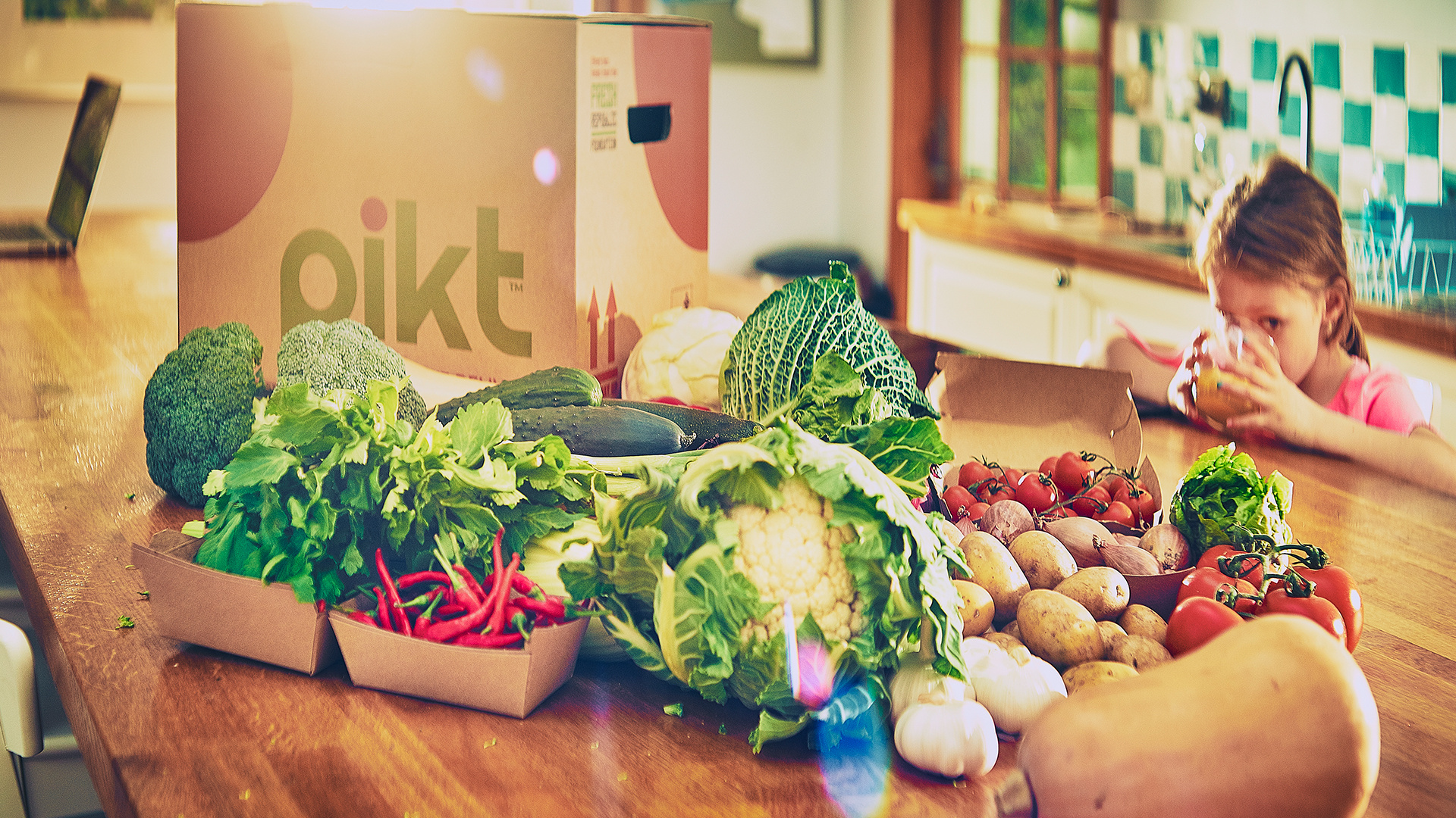 Get 10% off your next Pikt delivery box