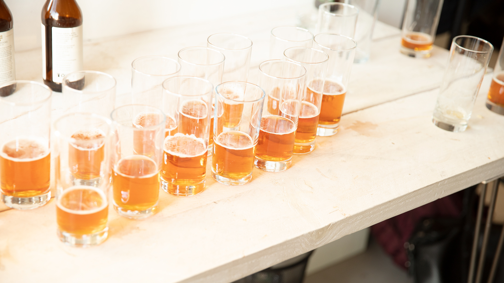 Food and Beer pairing: Foodism x George's Kitchen