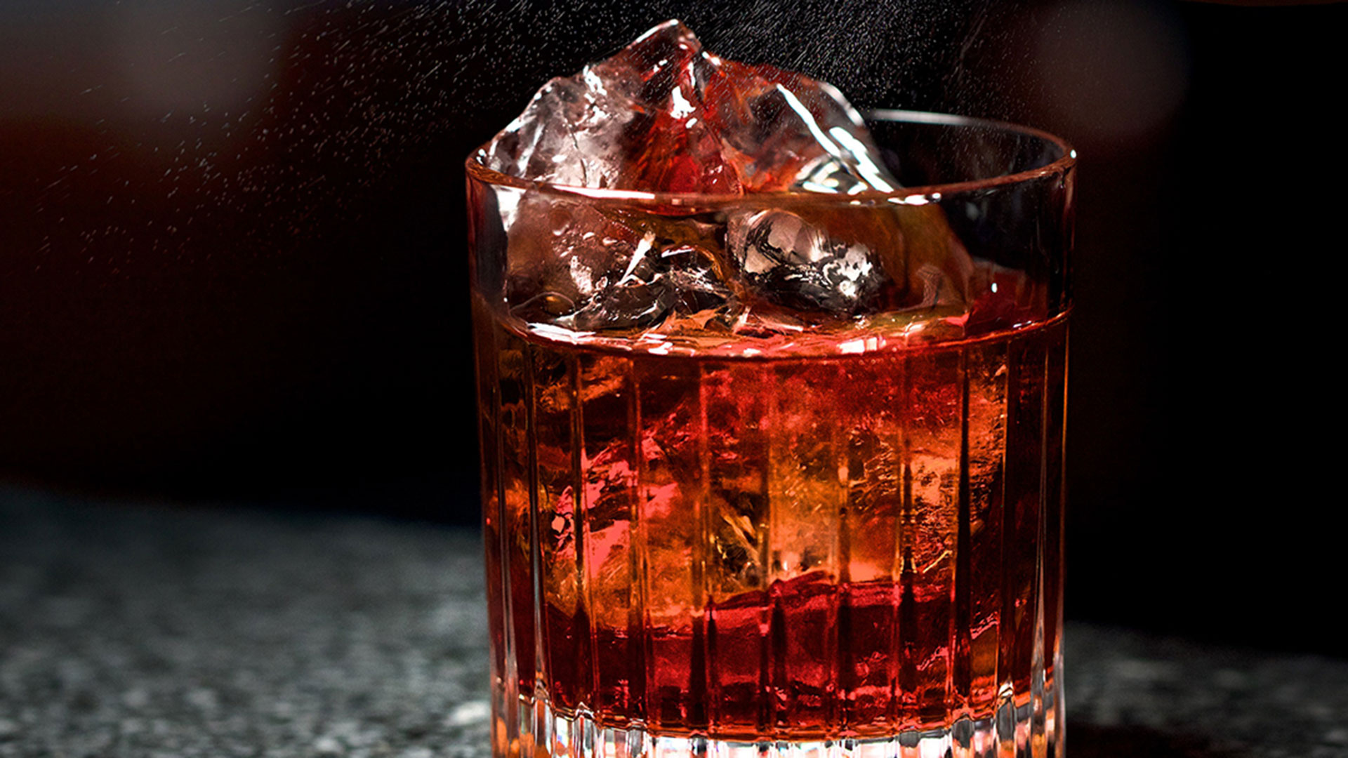 Campari's Pumpkin Spiced Negroni