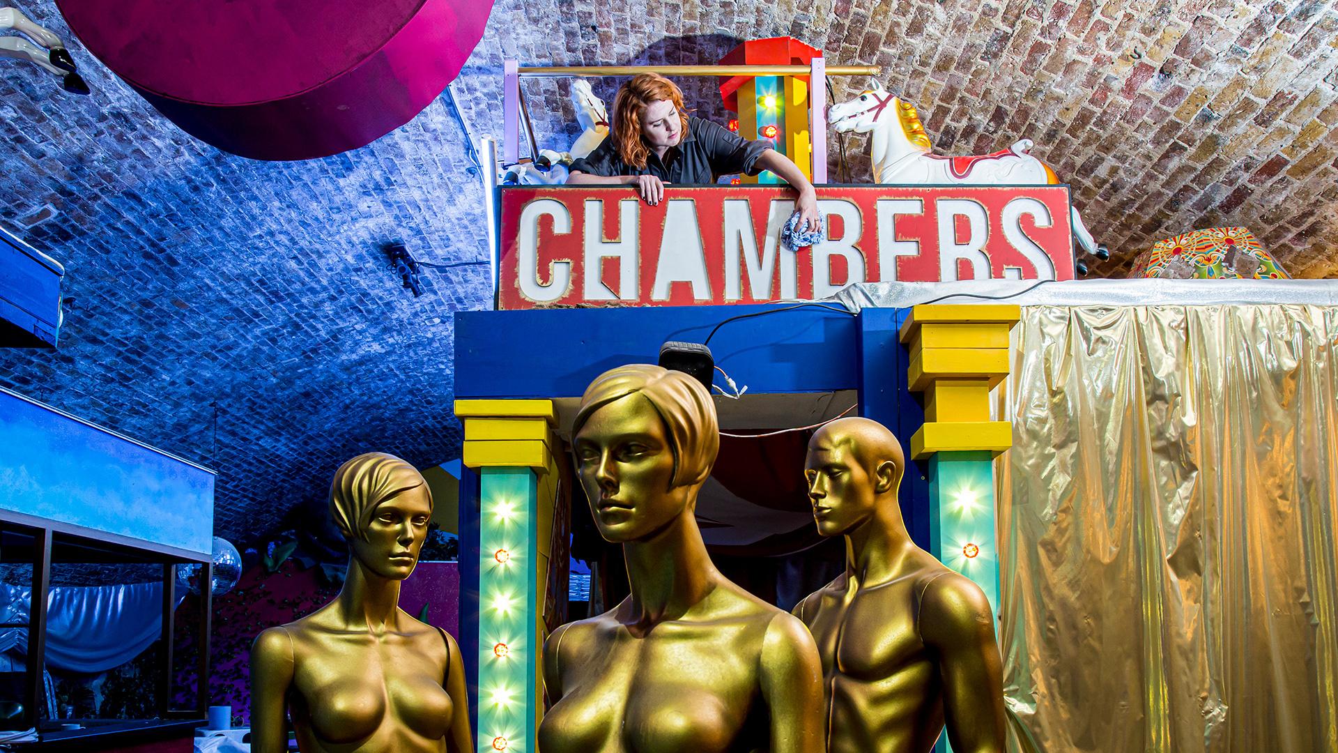 Gingerline's Chambers